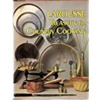 LAROUSE COOK BOOK
