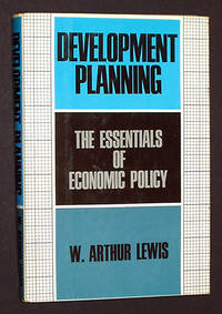 Development Planning: The Essentials of Economic Policy