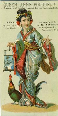 Queen Anne Bouquet handkerchief extract