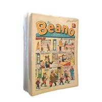 The Beano Comic 1970 Complete Year Issues 1433 - 1484