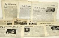 [SCHOOL NEWSPAPER] [TEE JAY] [RICHMOND] THE JEFFERSONIAN. THOMAS JEFFERSON HIGH SCHOOL. 47 ISSUES