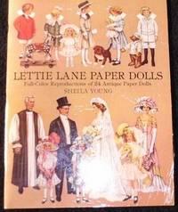 Lettie Lane Paper Dolls: Full-Color Reproductions of 24 Antique Paper Dolls