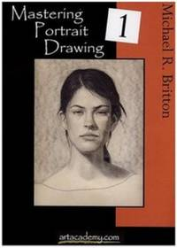 Mastering Portrait Drawing, Vol. 1 DVDs