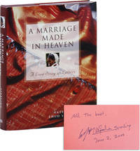 A Marriage Made in Heaven: A Love Story in Letters [Inscribed & Signed]