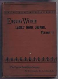 Enquire Within, Ladies' Home Journal, Volume II, April 11th 1891 to October 10th 1891, inclusive