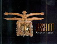 Jesse Lott: Artist in Action by Jennie Ash - Paperback - Signed - 2016 - from Bookmarc's and Biblio.com