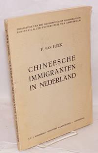 Chineesche Immigranten in Nederland