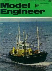 Model Engineer; 21-30 June 1974: Volume 140; Number 3491