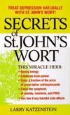 Secrets Of St John\'s Wort