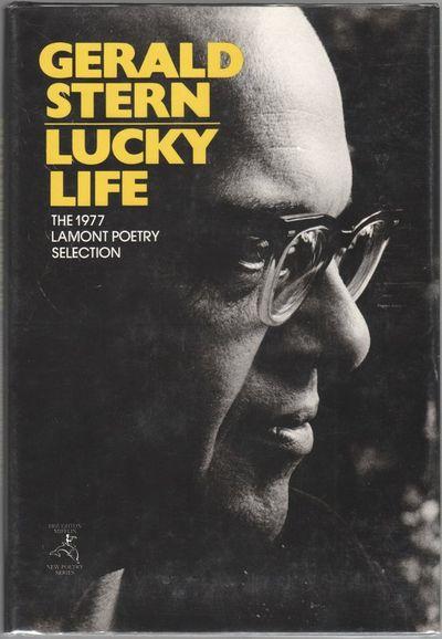 New York: Houghton Mifflin, 1977. First edition. Hardcover. Very Good+/Near Fine. 8vo. VG+ in near f...