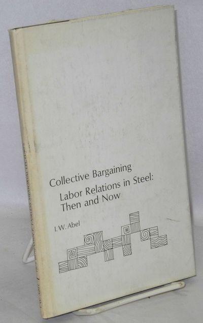 New York: Columbia University Press, 1977. 61p., very good hardcover in shelfworn dj. Benjamin F. Fa...