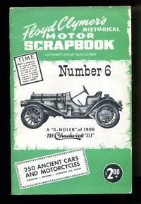 image of Floyd Clymer's Historical Motor Scrapbook No. 6