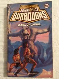 image of Llana of Gathol (Martian Tales of Edgar Rice Burroughs)