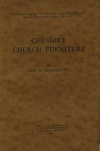 image of Cheshire Church Furniture : Part III