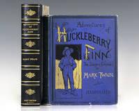 image of Adventures of Huckleberry Finn.