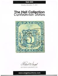 The Hall collection Confederate States
