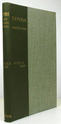 Typhon. And other Poems by  Arthur K SABIN - Hardcover - 1902. - from Bow Windows Bookshop and Biblio.com