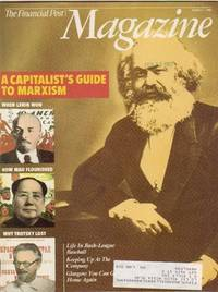 The Financial Post:  Magazine ..March 1, 1983 ...A Capitalist\'s Guide to Marxism, Life in Bush-League Baseball, Glasgow:  You Can go Home Again, Where Robot Meets Marmot