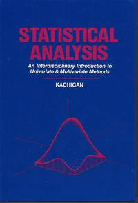 Statistical Analysis: An Interdisciplinary Introduction to Univariate & Multivariate Methods