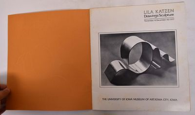 Iowa City, Iowa: University of Iowa Museum of Art, 1977. Softcover. G+. Wear and soiling to covers.....