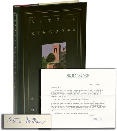 New York: Poseidon Press, 1993. First Edition. First Edition. SIGNED by the author on the title page...