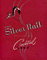 The Silver Rail Cocktail List, Toronto, 1948