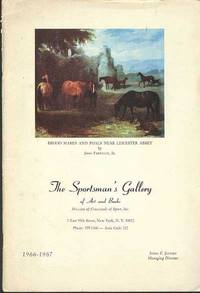 Sportsman's Gallery of Art and Books, Division of Crossroads of Sport, Inc. [Catalog] 1966-1967, The.