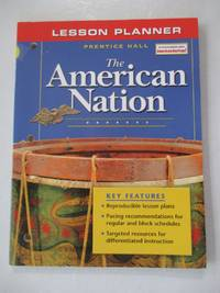 Lesson Planner (The American Nation)