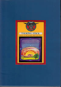 image of TALKING STICK. Issue IX - Winter 1992.