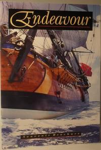 Endeavour - Souvenir Brochure