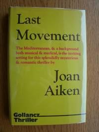 Last Movement Gollancz thriller