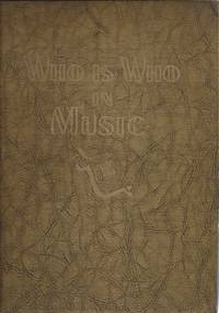 image of The International Who is Who in Music Fifth (Mid-Century) Edition