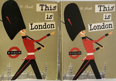 : W. H. Allen , 1964. Reprint. Boards. Very good +/very good. Miroslav SASEK. Reprint. 4to; 60pp; co...