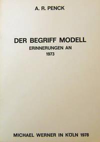 A. R. Penck - Der Begriff Modell; Erinnerungen An 1973