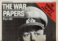 The Generals: Rundstedt and Model. Daily Telegraph, July 9, 1943. The War Papers. Issue 80. A reprint of an entire newspaper from the Second World War era by The War Papers - 1978 - from Cosmo Books (SKU: 307608)