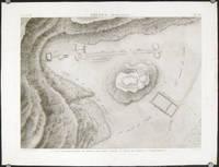 Thebes. Memnonium. Plan Topographique de Divers Monumens Situes au Nord du Tombeau d'Osymandyas.