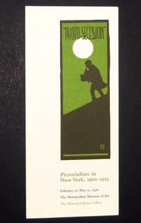 Photo-Secession: Pictorialism in New York, 1900-1915