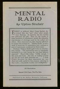 Monrovia: Upton Sinclair, 1930. Softcover. Fine. First edition. Advance Reading Copy. Spine and edge...