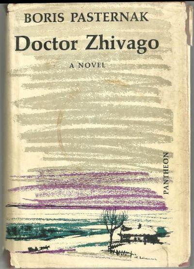 DOCTOR ZHIVAGO, Pasternak, Boris
