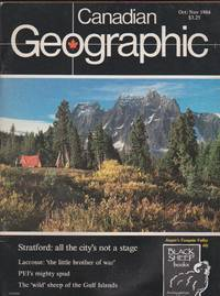 image of Canadian Geographic, October/November 1984