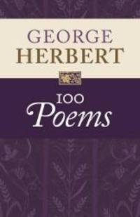 image of George Herbert: 100 Poems