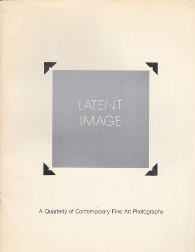 San Francisco: Latent Image, 1978. Soft cover. Fair. Tall soft cover. Unpaginated. Illustrated in co...
