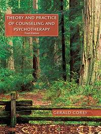 image of Theory and Practice of Counseling and Psychotherapy,