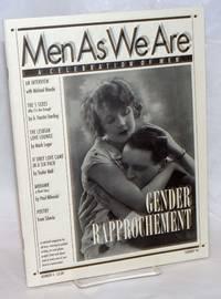 Men As We Are: a celebration of men; #4, Summer 1994; Gender Rapproachment