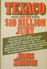 image of Texaco and The $10 Billion Jury