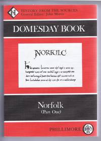 Domesday Book. Volume 33: Norfolk (Part One)