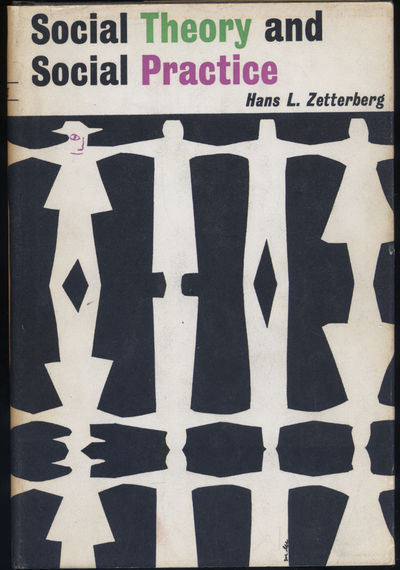 New York: The Bedminster Press, 1962. Hardcover. Near Fine/Very Good. First edition. Near fine in ve...