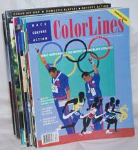 image of Color lines; race culture action, volume 1, no. 1, summer, 1998 - volume 8, no. 3, Fall 2005