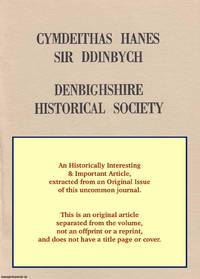 Y Canu i Wyr Eglwysig Gorllewin Sir Ddinbych