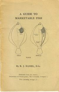 A Guide to Marketable Fish